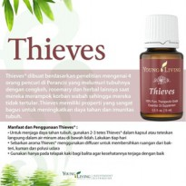 Thieves Essential oil 100% pure