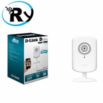 (Termurah) D-Link DCS-930L Wireless-N IP Camera - White