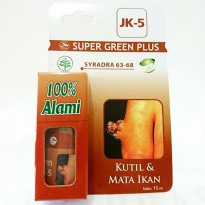 Super Green Plus JK-5