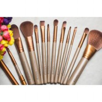 KUAS MAKE UP NAKED 3 (1SET ISI 12 PCS)
