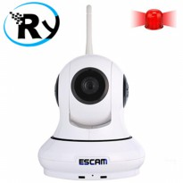 (Termurah) ESCAM Patron QF500 Wireless IP Camera for Android and iOS 1/4 Inch