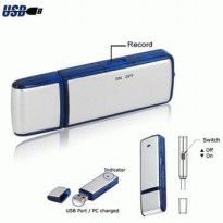 USB Voice Recorder 4GB - Flashdisk Perekam Suara