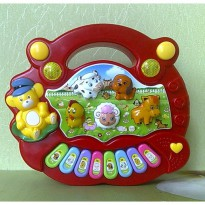 Piano Animal SoundMainan Bayi Termurah01