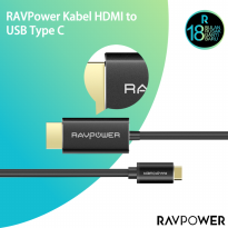 RAVPower Kabel HDMI to USB C [RP-CB006]