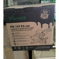 (Ready) pompa air booster ( pompa pendorong ) wasser pb 169 ea