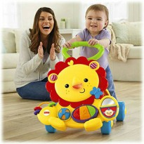 Fisherprice Music Lion Baby Walker Termurah01