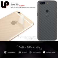 LP Carbon Back Protector OnePlus 5T