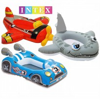 Intex Inflatable Pool Cruiser -Ban Renang Anak Anak