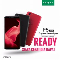 OPPO F5 PRO RAM 6GB ROM 64GB RED AND BLACK NK0001 - Hitam