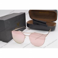 Kacamata Sunglass Gentle Monster GM freesia pink mirror