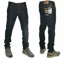 Celana Jeans man pants skinny Blueblack  [High Quality]