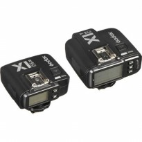 GODOX X1-C TTL Triggers for Canon ( Transmitter + Receiver)