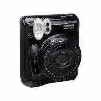 Fujifilm Instax Polaroid Mini 50s (Black Piano)
