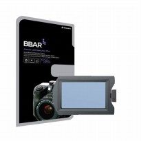 BBAR sony nex-vg20h HD Clear camera screen protector 2PCS Hi-definition anti-ref