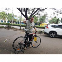 Sepeda Balap United Inertia 2 spec 16 speed Shimano Claris Not Argon