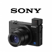Sony Cyber-shot DSC-RX100M5 - Black