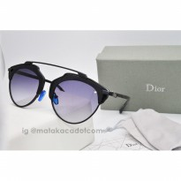 Kacamata Sunglass Dior So Real Biayi Hitam
