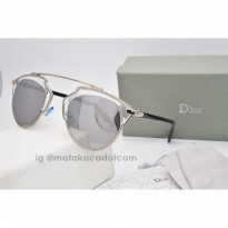 Kacamata Sunglass Dior So Real Biayi Silver
