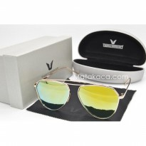 Kacamata Sunglass Gentle Monster Love Punch II Hijau