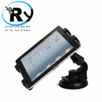 (Termurah) Universal Car Holder (360 Degree Rotation) for Tablet PC - Black