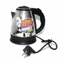 AIRLUX TEKO LISTRIK ELECTRIC KETTLE STAINLESS