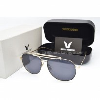 Kacamata Sunglass Gentle Monster 1866 Hitam