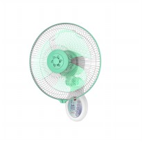 Maspion Wall Fan MWF - 3001 RC kipas angin dinding 12 inch + remote