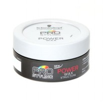 Schwarzkopf Pro Styling Power Wax 75ML Original 100%