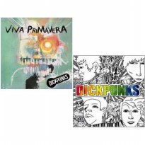 Dickpunks - 1th Dickpunks + Viva Primavera (Mini Album)