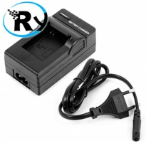 (Termurah) Charger for GoPro Battery - AHDBT-301 (EU Spec Only) - Black