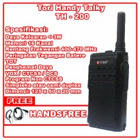 Tori Handly Talky TH-200