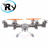 (Termurah) Walkera QR Y100 Hexcopter with Devo 4 Remote Control - Silver