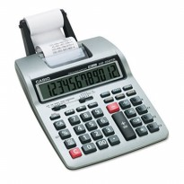 (Termurah) Casio Inc. HR-100TM Business Calculator 12-Digit LCD Portable Printing