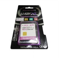 Log-on Battery Double Power Double IC For Evercross All Type