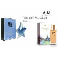 Parfum FM 32 Thierry Mugler - Angel (Original Import Eropa)