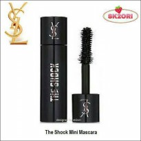 Ysl The Shock Mascara Mini Size Termurah Promo A03