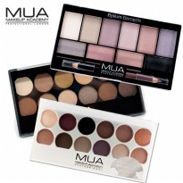 MUA Pro Eye Palette with 4 option color