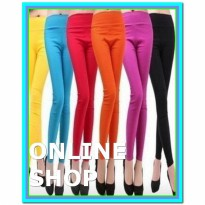 (Celana Panjang) Colourful Ladies Legging
