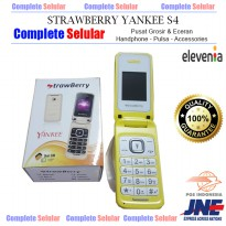 Strawberry Yankee S4 white