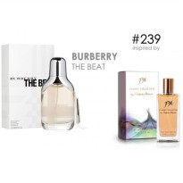 Parfum FM 239 Burberry - The Beat (Original Import Eropa)