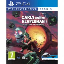 PS VR Carly and the Reaperman R2