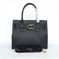 Tas Branded Wanita Tory Burch Gemini Link Leather Tote