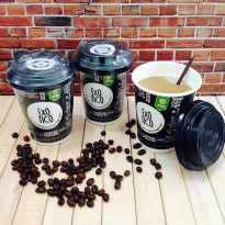 EXOTICO PAPER CUP PACKAGE ( DURIAN, SUMATRA ROBUSTA GREEN COFFEE, RED GINGER, MATCHA )
