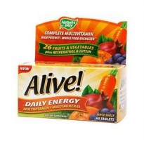 [macyskorea] Natures Way Alive Daily Energy Multivitamin, Tablets/5889602