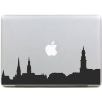[globalbuy] Moscow Building City Sticker for Apple Macbook Air pro 11 12 13 15 17 Retina V/3503419