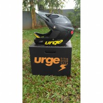 HELMET URGE ARCHI ENDURO RR BLACK/YELLOW