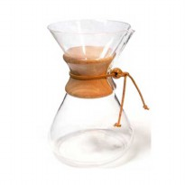 Chemex Classic Series Coffee Maker 10 Cups