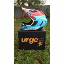 HELMET URGE ARCHI ENDURO RR BLUE/RED/WHITE