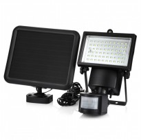 SL-60 - 615 Lumens Motion Sensor Solar 60 LED Outdoor Garden Light
