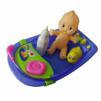 BATH TUB BABY DOLL - BAK MANDI BAYI BONEKA - BEST BUY